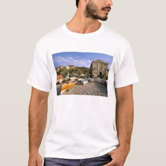 Europe, Italy, Liguria, Riviera di Ponente, 4 T-Shirt