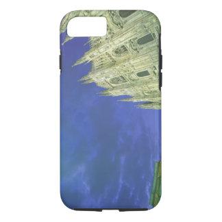 Europe, Italy, Lombardia, Milan. The Duomo, iPhone 7 Case