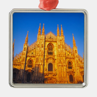 Europe, Italy, Milan, Cathedral of Milan Christmas Ornament