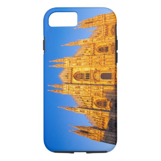 Europe, Italy, Milan, Cathedral of Milan iPhone 8/7 Case