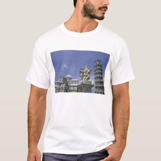 Europe, Italy, Pisa, Leaning Tower of Pisa T-Shirt