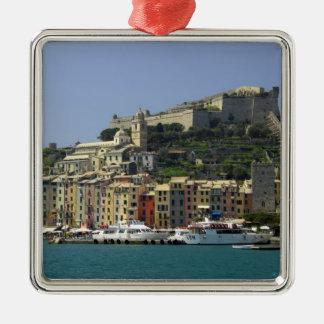 Europe, Italy, Portovenere aka Porto Venere. Christmas Ornament