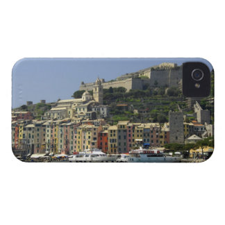Europe, Italy, Portovenere aka Porto Venere. iPhone 4 Case-Mate Case