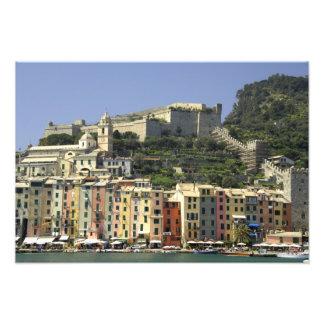 Europe, Italy, Portovenere aka Porto Venere. Photographic Print