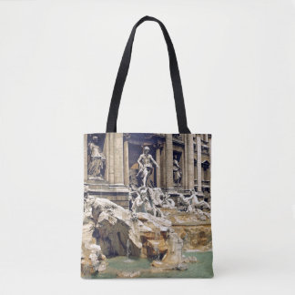 Europe, Italy, Rome. Coins litter the bottom Tote Bag