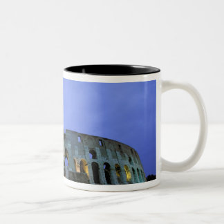 Europe, Italy, Rome. Evening view of the Mug
