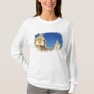 Europe, Italy, Rome. Santa Maria Di Lorento and T-Shirt
