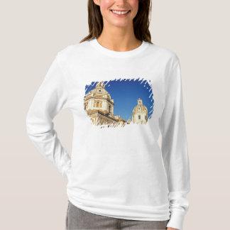 Europe, Italy, Rome. Santa Maria Di Lorento and T-Shirt