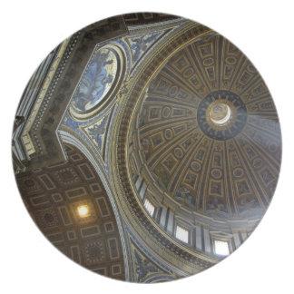 Europe, Italy, Rome. St. Peter's Basilica (aka Plate