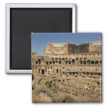Europe, Italy, Rome. The Colosseum (aka Square Magnet