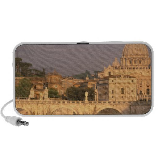 Europe, Italy, Rome, The Vatican. Basilica San iPod Speaker