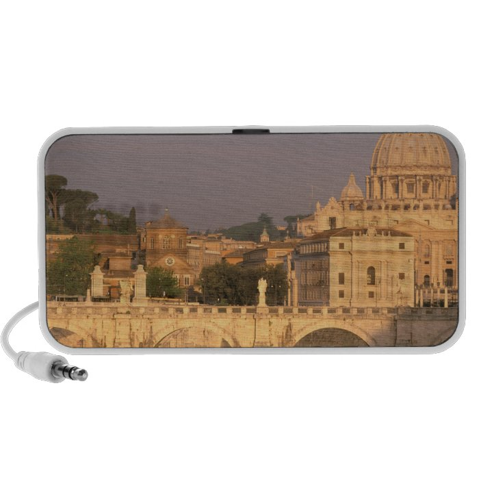 Europe, Italy, Rome, The Vatican. Basilica San iPod Speaker