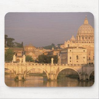 Europe, Italy, Rome, The Vatican. Basilica San Mouse Mat