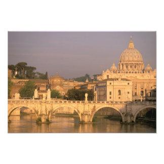 Europe, Italy, Rome, The Vatican. Basilica San Photograph