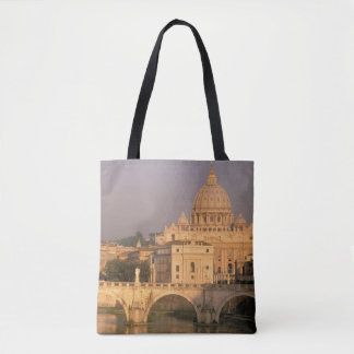 Europe, Italy, Rome, The Vatican. Basilica San Tote Bag
