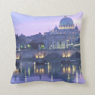 Europe, Italy, Rome, The Vatican. St. Peter's Cushion