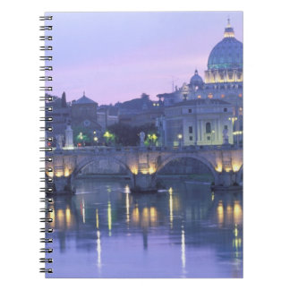 Europe, Italy, Rome, The Vatican. St. Peter's & Notebook