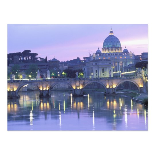 Europe, Italy, Rome, The Vatican. St. Peter's &