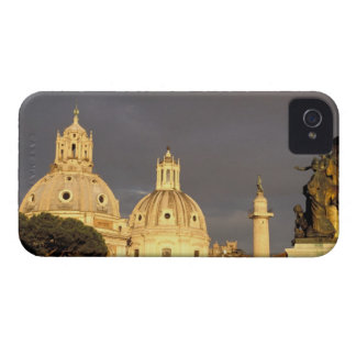 Europe, Italy, Rome. View from Altare della iPhone 4 Case-Mate Case