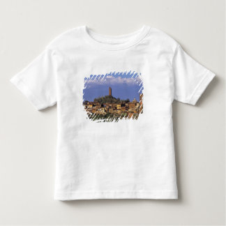 Europe, Italy, San Miniato. Beneath a wide, Tee Shirts