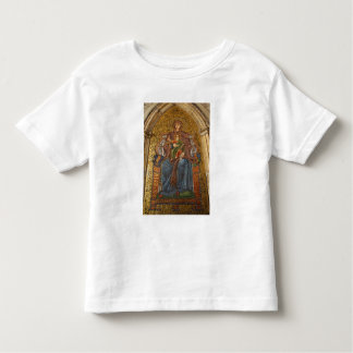 Europe, Italy, Sicily, Taormina. Madonna & child Toddler T-Shirt
