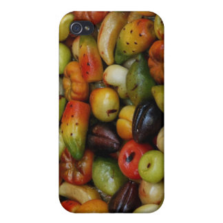 Europe, Italy, Sicily, Taormina. Traditional 3 Covers For iPhone 4