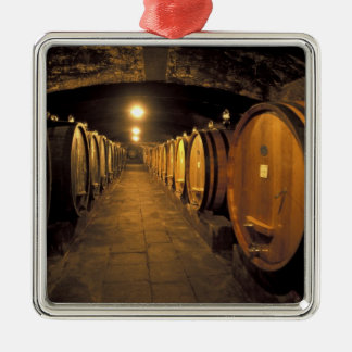 Europe, Italy, Toscana region. Chianti cellars Christmas Ornament