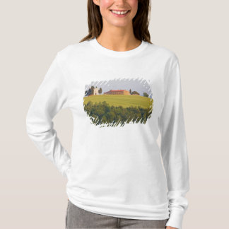 Europe; Italy; Tuscany, Chaple on The Hill T-Shirt