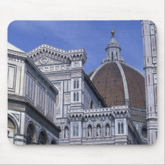 Europe, Italy, Tuscany, Florence. Piazza del 2 Mouse Pad