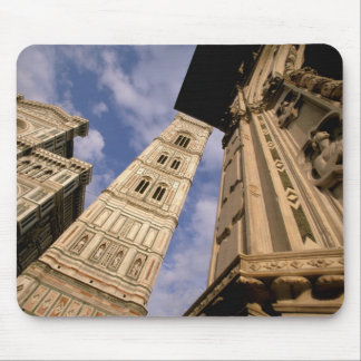 Europe, Italy, Tuscany, Florence. Piazza del 3 Mousepad