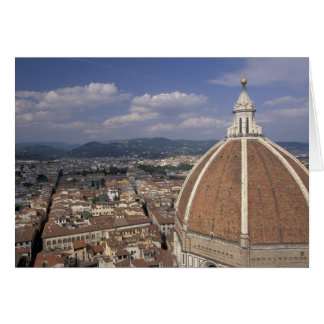 Europe, Italy, Tuscany, Florence. Piazza del Card