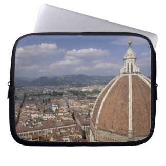 Europe, Italy, Tuscany, Florence. Piazza del Laptop Sleeve