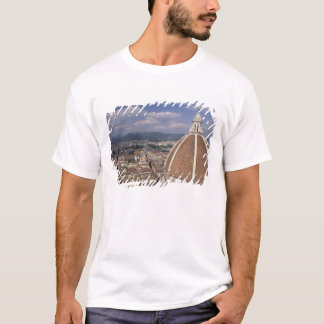 Europe, Italy, Tuscany, Florence. Piazza del T-Shirt