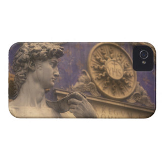 Europe, Italy, Tuscany, Florence, Piazza della iPhone 4 Cases