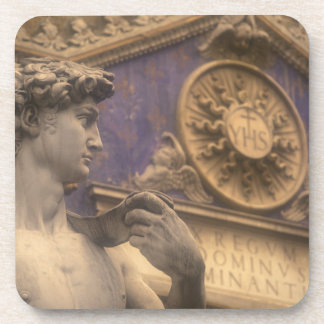Europe, Italy, Tuscany, Florence, Piazza della Coaster