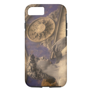 Europe, Italy, Tuscany, Florence, Piazza della iPhone 8/7 Case