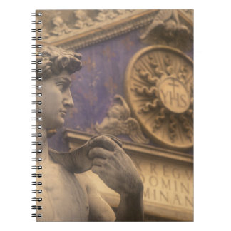 Europe, Italy, Tuscany, Florence, Piazza della Notebook