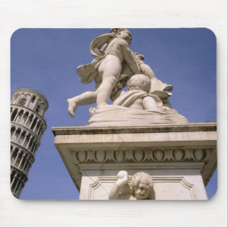 Europe, Italy, Tuscany, Pisa. Piazza dei Mouse Pad