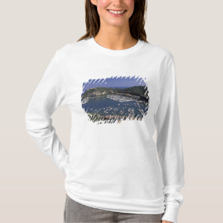 Europe, Italy, Tuscany, Porto Ercole, View of T-Shirt