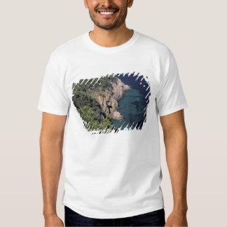 Europe, Italy, Tuscany. Rocky coast; Cala Tee Shirt