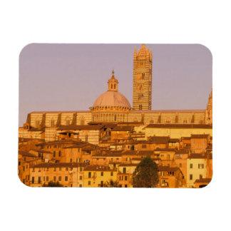 Europe, Italy, Tuscany, Siena. 13th century 2 Magnets
