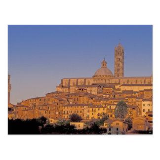 Europe Italy Tuscany Siena 13th century 3 Postcards