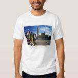 Europe, Italy, Tuscany, Siena. Piazza del Shirt