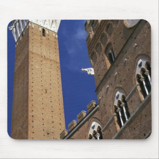 Europe, Italy, Tuscany, Siena. Torre del Mouse Mat