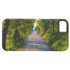 Europe, Italy, Tuscany, tree lined road Case For The iPhone 5