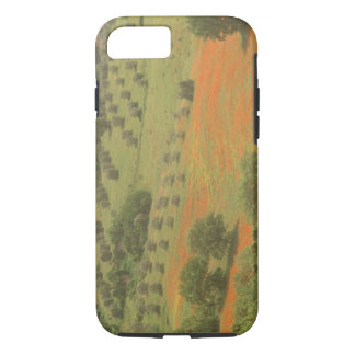 Europe, Italy, Tuscany, Val D'Orcia, Monte iPhone 8/7 Case