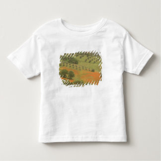 Europe, Italy, Tuscany, Val D'Orcia, Monte Tshirt