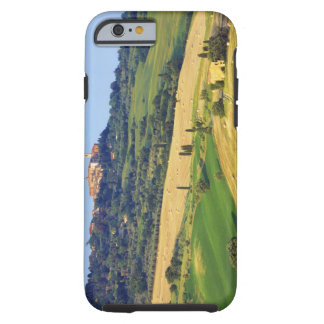 Europe, Italy, Tuscany, Val d'Orcia, Pienza - 2 Tough iPhone 6 Case
