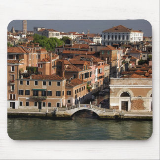 Europe, Italy, Venice. Canal views. UNESCO Mouse Mat