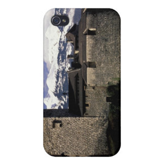 Europe, Liechtenstein, Vaduz. Vaduz castle, 2 iPhone 4 Case